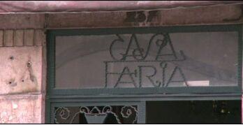 """""""Casa Faria"""""""